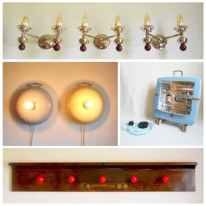 Wall Lamps & Other Bits