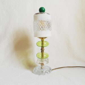 Mid century style table lamp by Fiona Bradshaw Designs